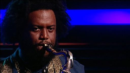 Saxophonist Kamasi Washington Video Thumbnail