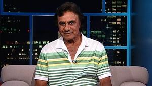 Singer Johnny Mathis