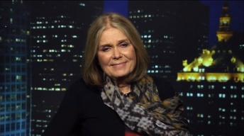 Activist/Author Gloria Steinem