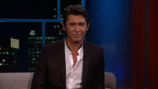 Actor Lou Diamond Phillips