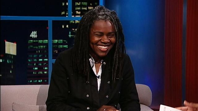 Singer/Songwriter Tracy Chapman