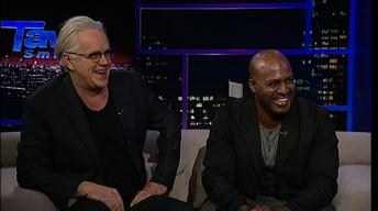 Actors' Gang Founder Tim Robbins, Hip-Hop Artist Bryonn Bain