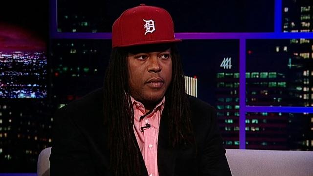 Author Shaka Senghor