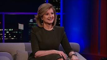 Author Arianna Huffington