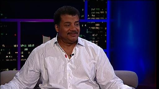 Astrophysicist Neil deGrasse Tyson Video Thumbnail