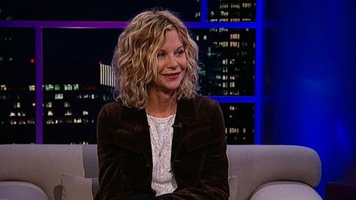 Actress & Director Meg Ryan Video Thumbnail
