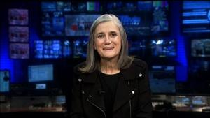 Author & talk show host Amy Goodman