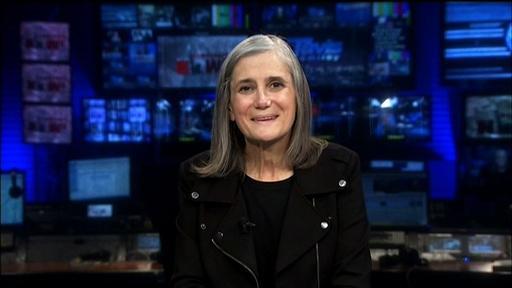 Author & talk show host Amy Goodman Video Thumbnail