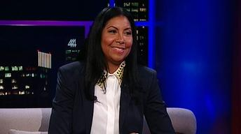 Author & Philanthropist Cookie Johnson