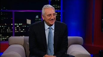 Author Mike Massimino