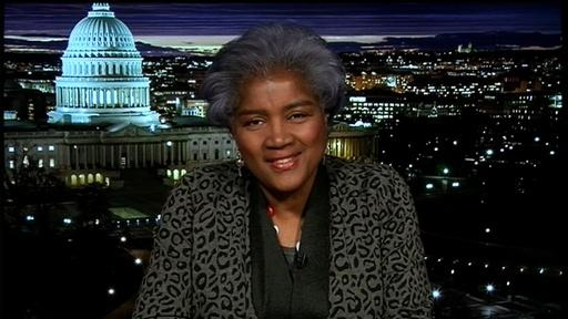 Interim Chair, DNC Donna Brazile Video Thumbnail