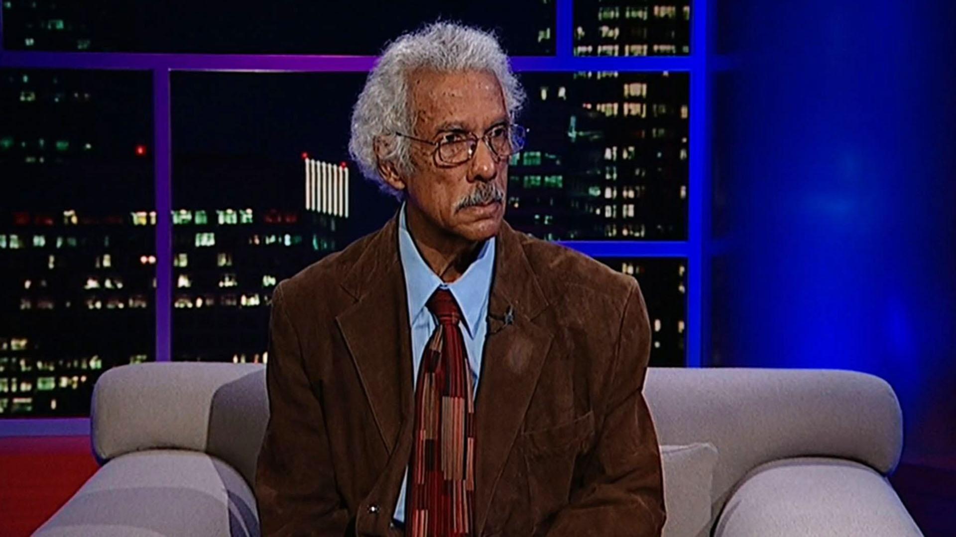 Author & Emeritus Professor Dr. Albert Raboteau