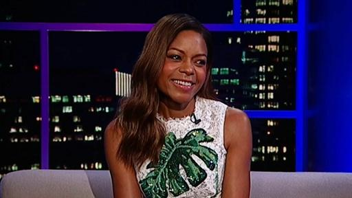 Actress Naomie Harris Video Thumbnail