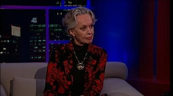 Actress & Animal Rights Advocate Tippi Hedren