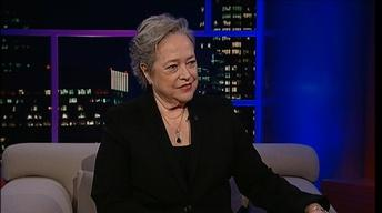 Actress Kathy Bates