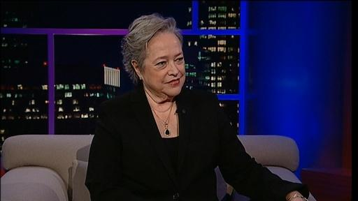 Actress Kathy Bates Video Thumbnail