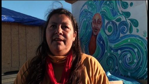 Protection Not Protest: The People of Standing Rock Video Thumbnail