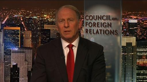 President, Council on Foreign Relations Dr. Richard Haass Video Thumbnail
