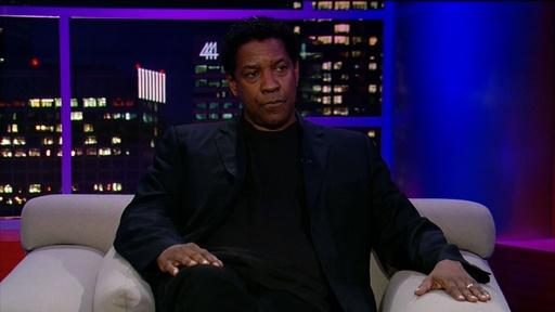Actor and Director Denzel Washington Video Thumbnail