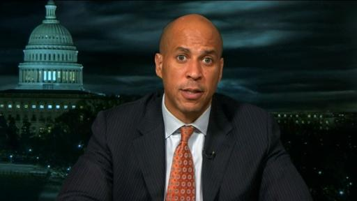 U.S. Senator Cory Booker Video Thumbnail