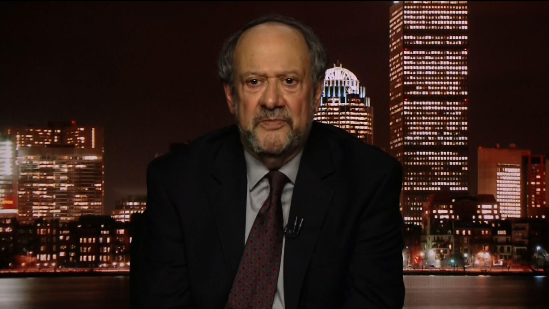 Professor & Author Robert Kuttner