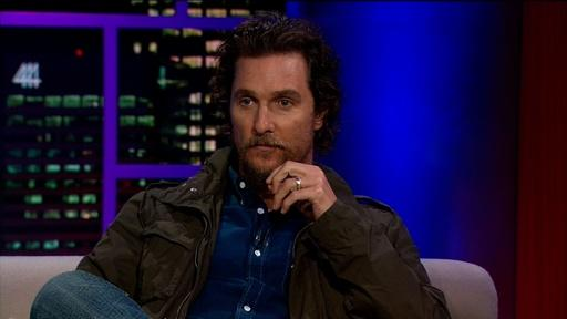 Actor Matthew McConaughey Video Thumbnail