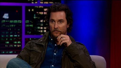 Actor Matthew McConaughey Video Thumbnail