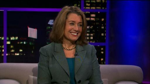 Dir., Public Citizen's Global Trade Watch Lori Wallach Video Thumbnail