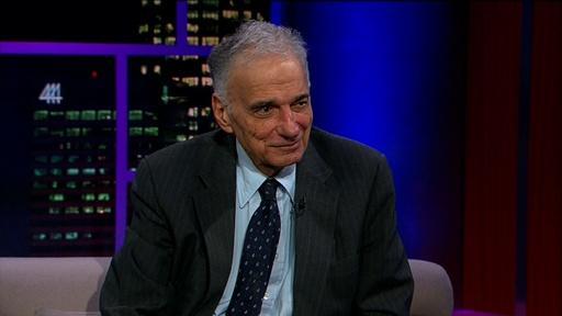 Consumer Advocate Ralph Nader Video Thumbnail