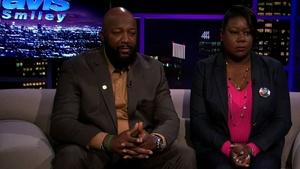 Authors Sybrina Fulton and Tracy Martin