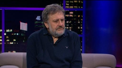 Philosopher Slavoj Žižek Video Thumbnail
