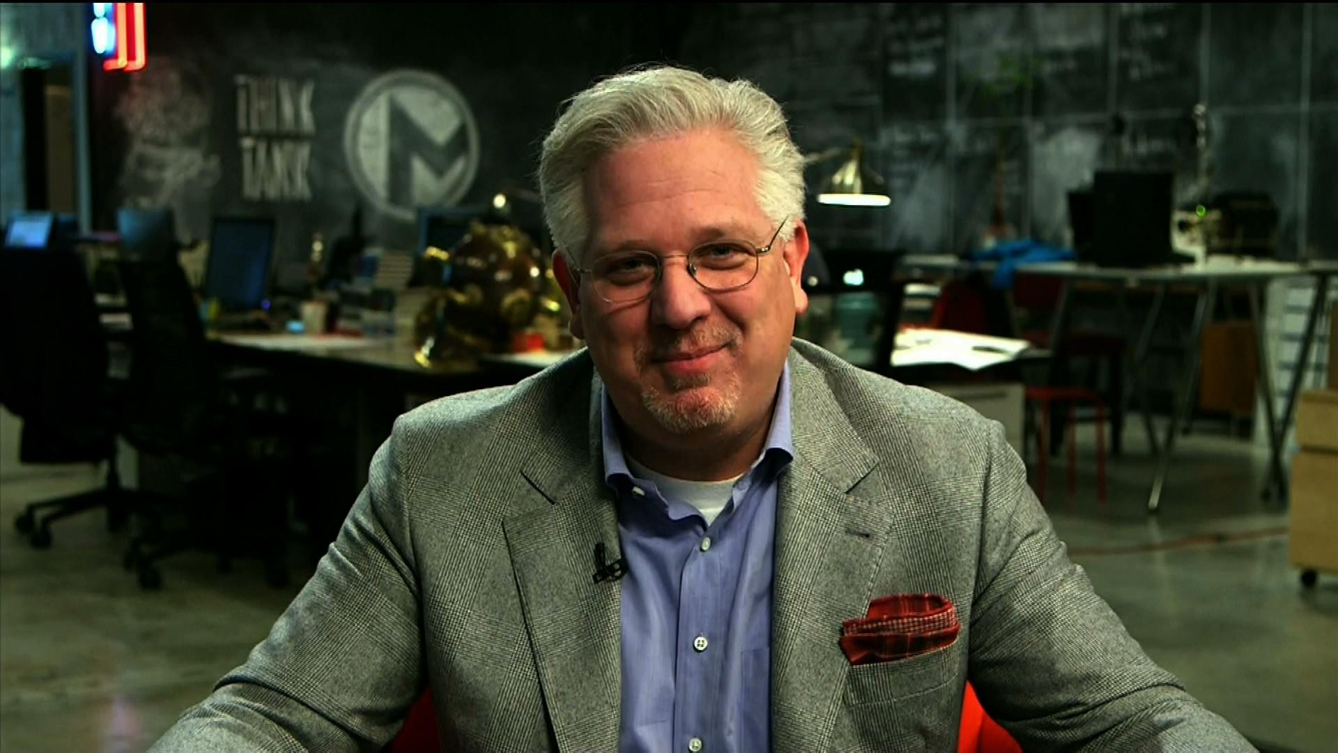 Author and Political Commentator Glenn Beck