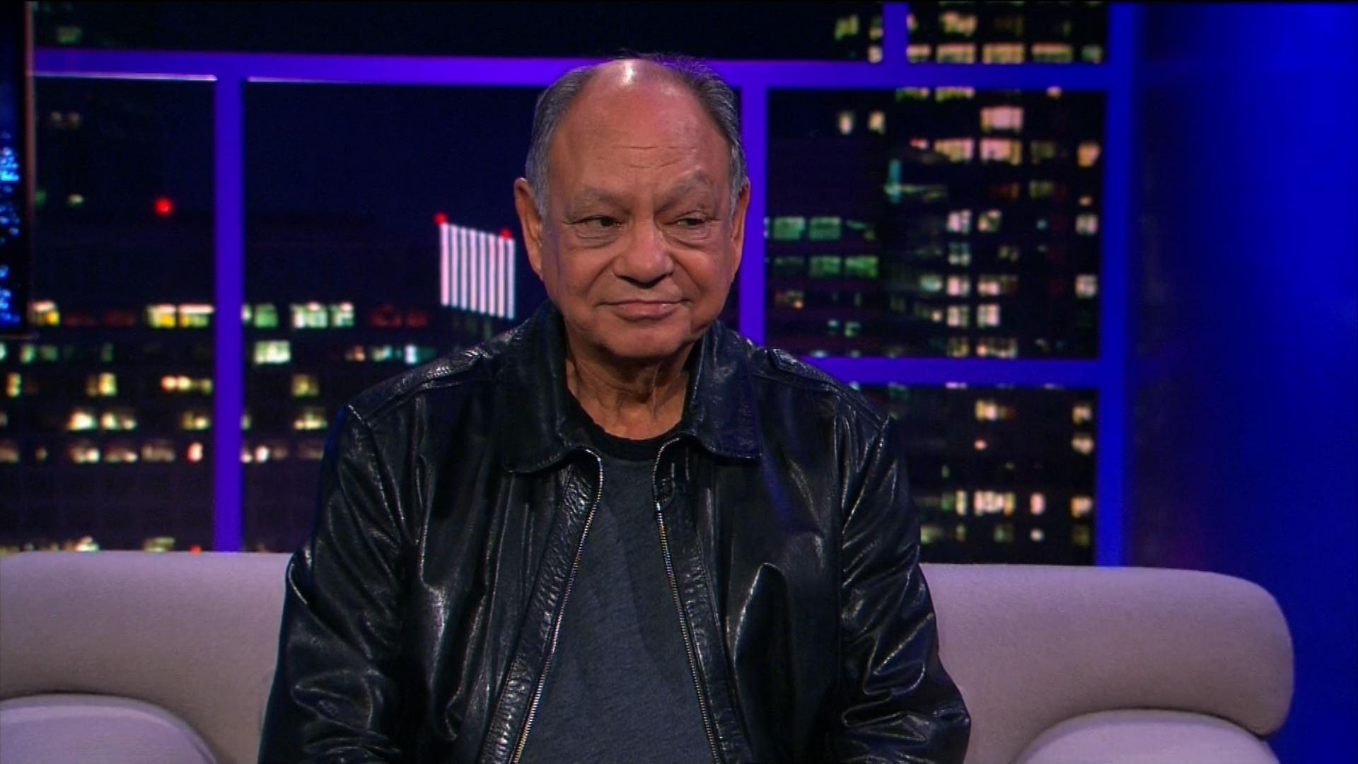 Comedian and Actor Cheech Marin