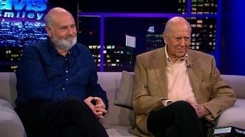 Legendary Father and Son Filmmakers Carl and Rob Reiner