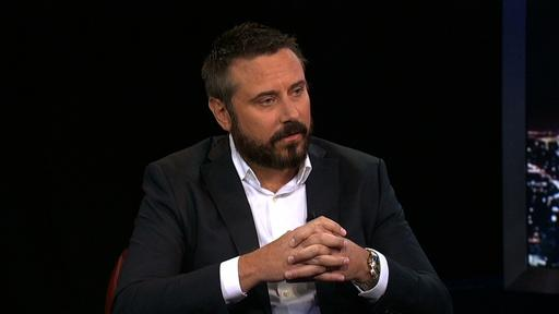 Investigative Reporter Jeremy Scahill Video Thumbnail