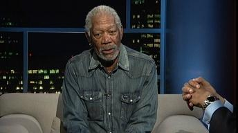 Actor Morgan Freeman, Part 2