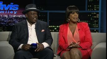 Actors Cedric the Entertainer & Niecy Nash  image