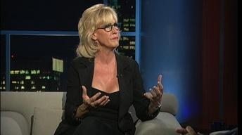 Environmental activist Erin Brockovich