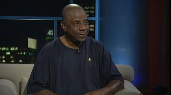 Comedian-actor Jimmie Walker