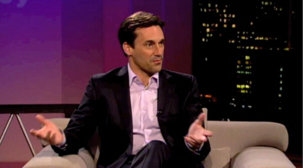 Actor Jon Hamm image