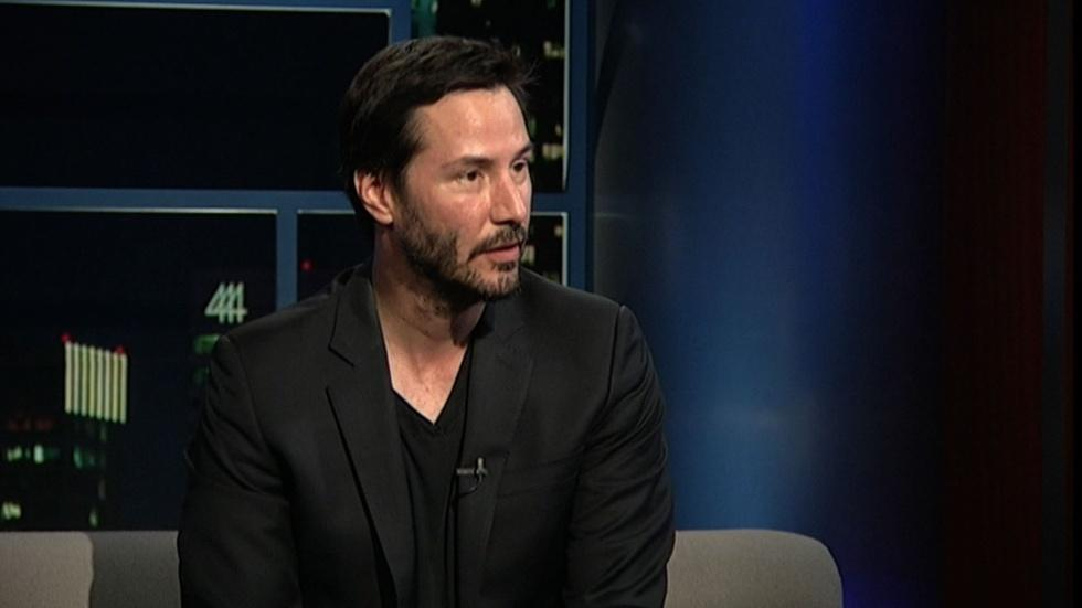 Actor Keanu Reeves image