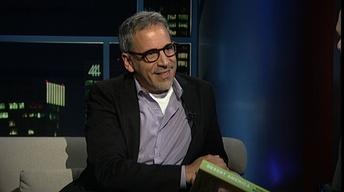 Writer Rubén Martínez