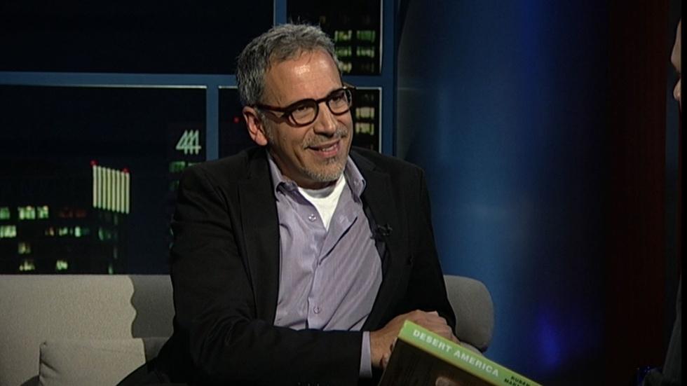Writer Rubén Martínez image