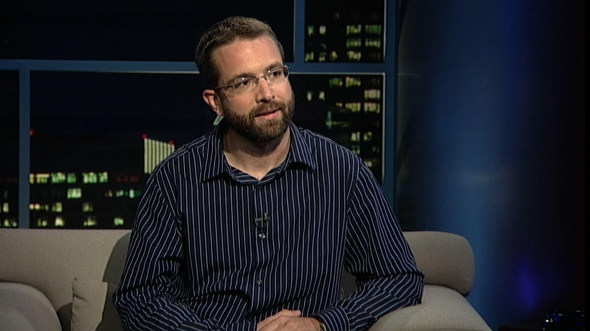 War vet-writer Brian Castner image