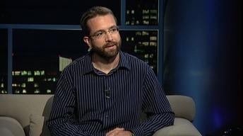 War vet-writer Brian Castner