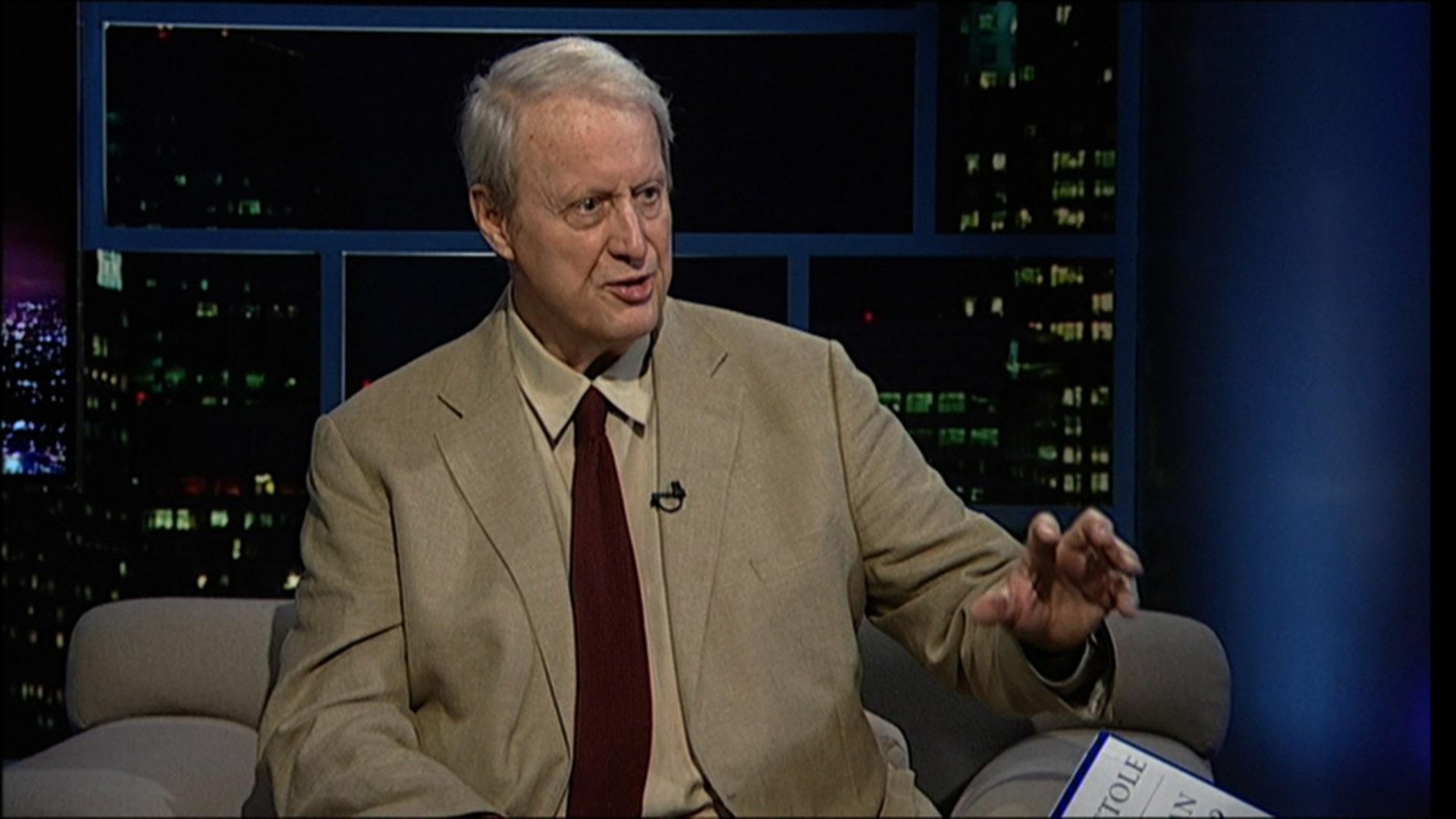 Journalist-producer Hedrick Smith image