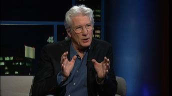 Actor-activist Richard Gere