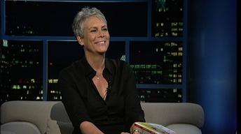 Actress-author Jamie Lee Curtis image