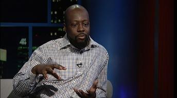 Singer-songwriter-activist Wyclef Jean