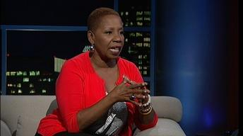 TV show host Iyanla Vanzant